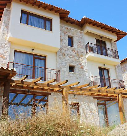 For Sale - Detached house 196 m² in Kassandra, Chalkidiki